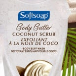 Softsoap Body Butter: Coconut Scrub