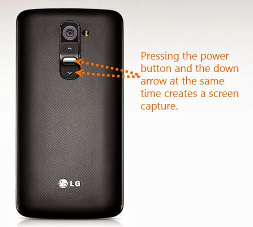 Tips and Tricks for Your LG G2 Smartphone: Screen Capturing