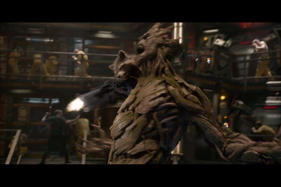 Guardians of the Galaxy: Rocket & Groot