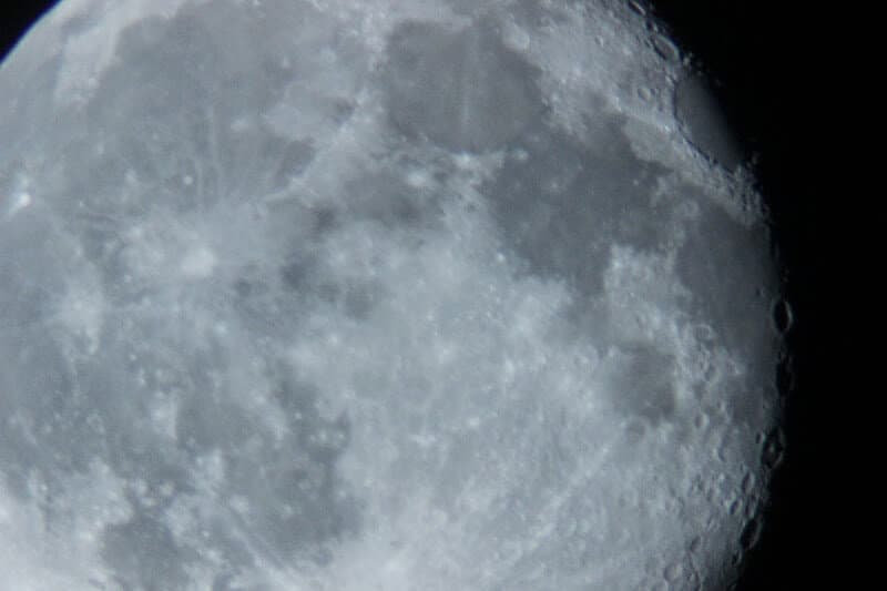 Moon in Perigee (June 14, 2014)