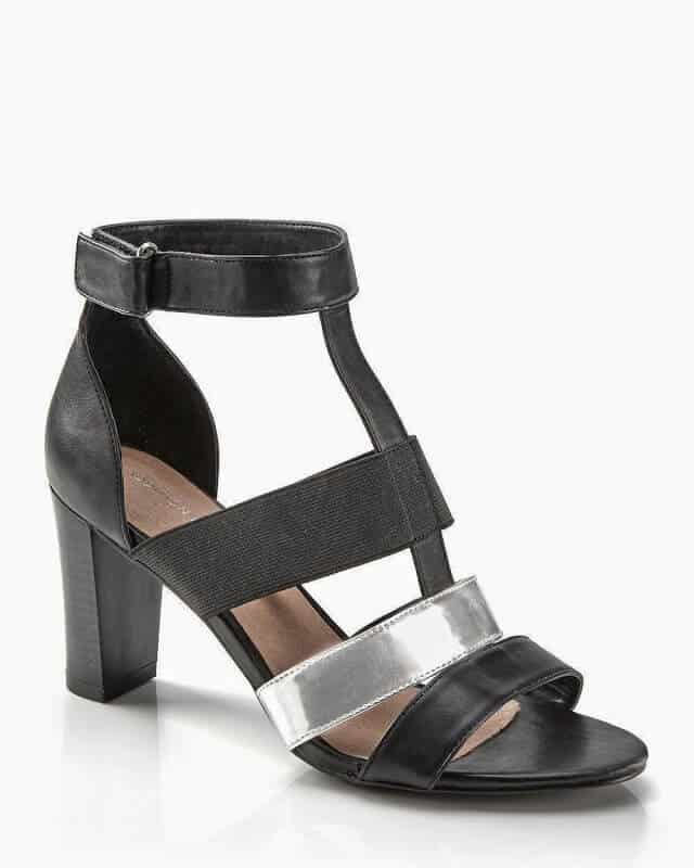 Addition Elle: High Heeled Sandal