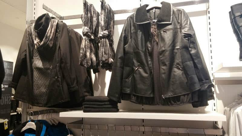 I totally want every jacket on their wall.