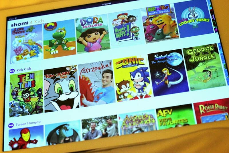 shomi has an awesome collection of kids TV.