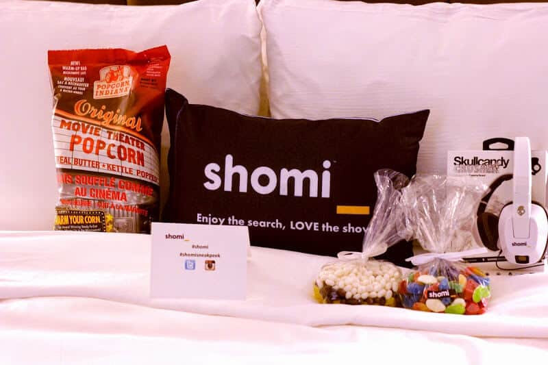 shomi a great time, with awesome treats!