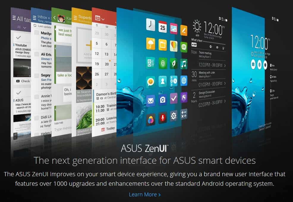 ASUS Android ZenUI