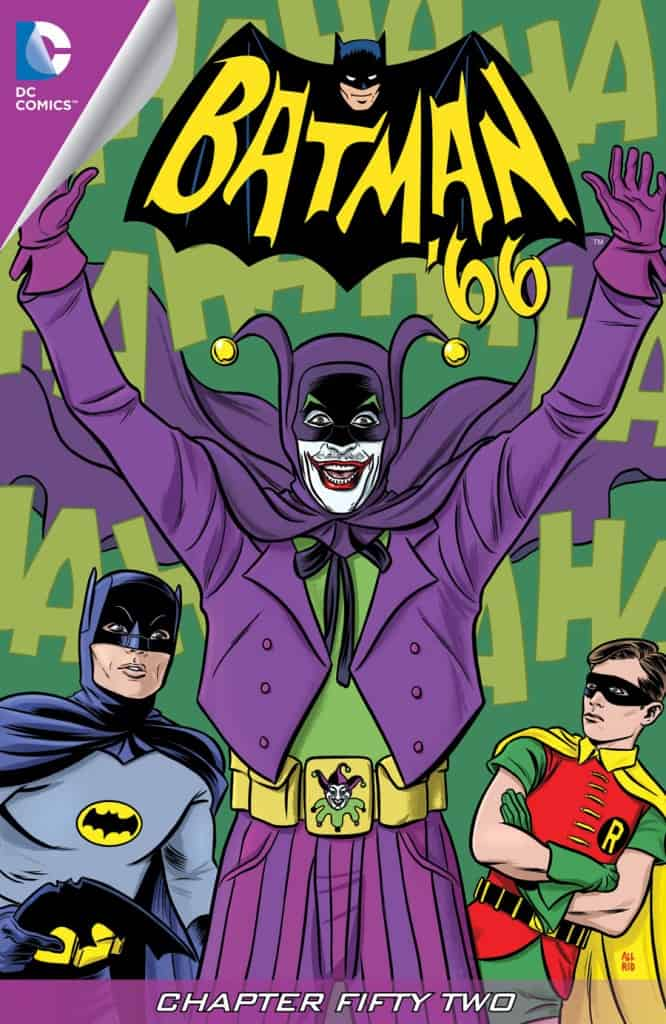 Batman '66 can do no wrong. <3