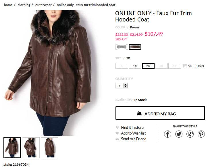 Faux-Fur-Trim-Hooded-Coat-Penningtons