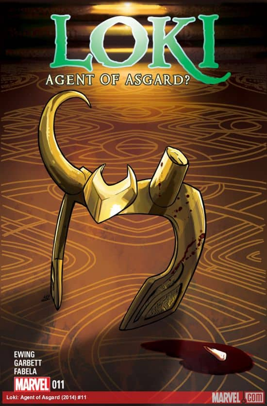 No variant for Loki: Agent of Asgard so its a good thing that this one looks awesome anyway.
