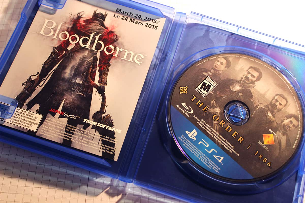 TheOrder: 1886 disc
