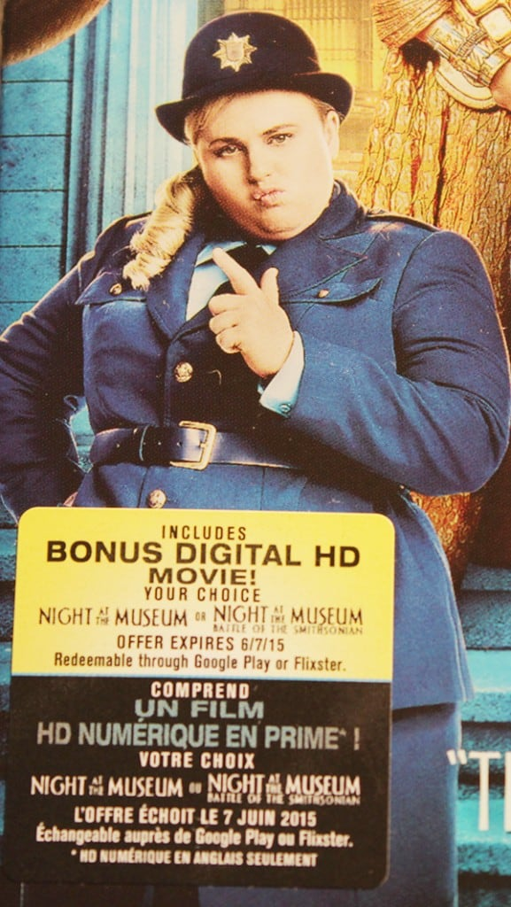 Night at the Museum - Bonus Movies