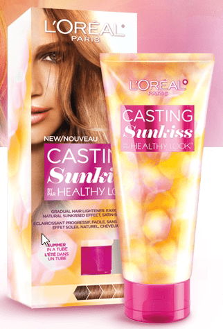 L'Oreal Casting Sunkiss Blonding Jelly
