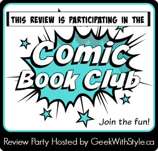 Join the Comic Book Club Review Party