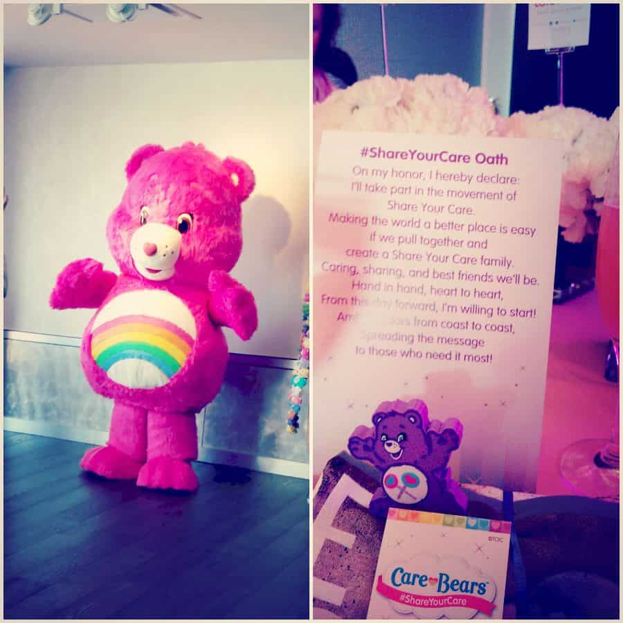 Care Bears #ShareYourCare Breakfast