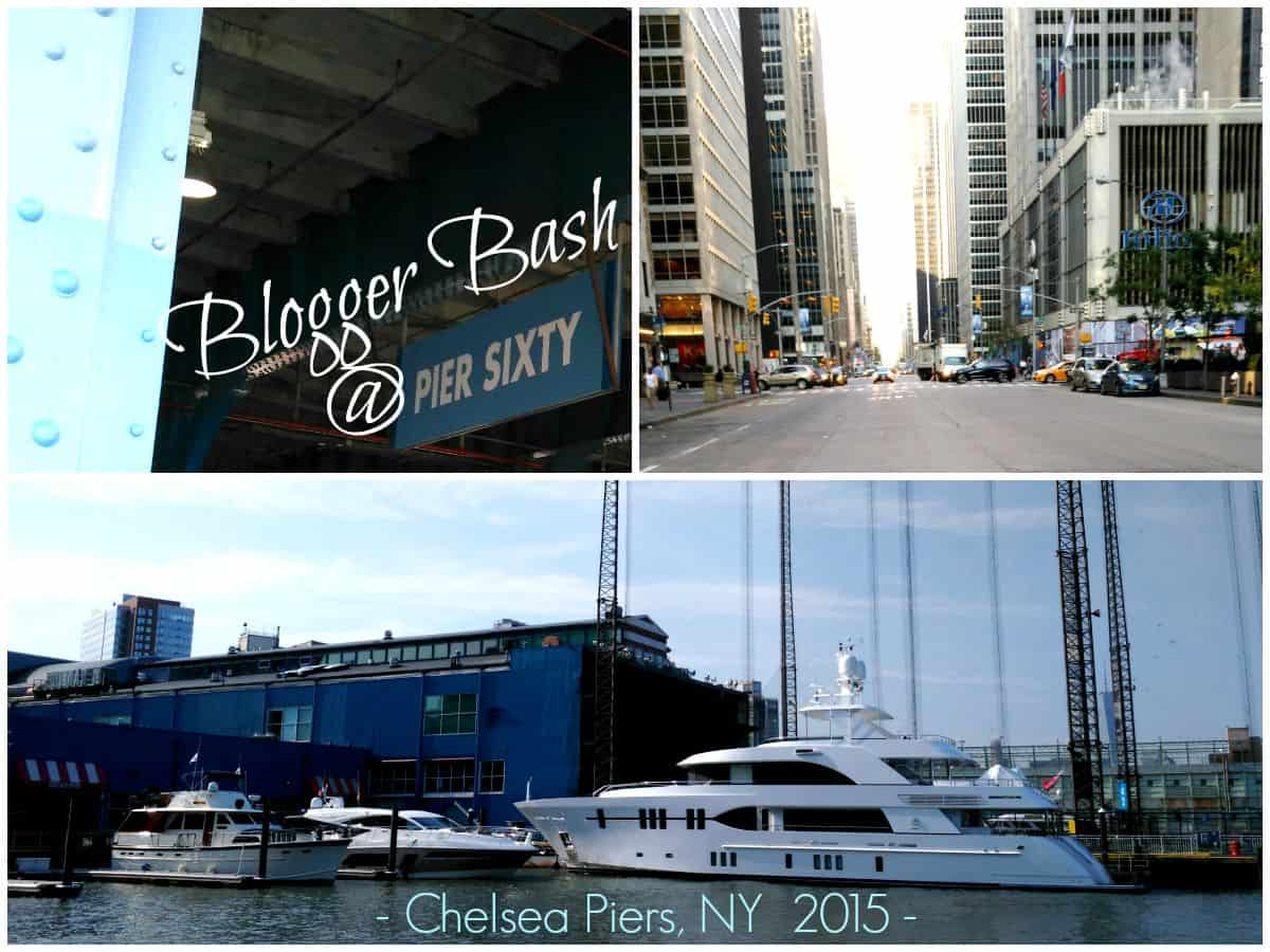 Blogger Bash 2015 at Chelsea Piers, NY