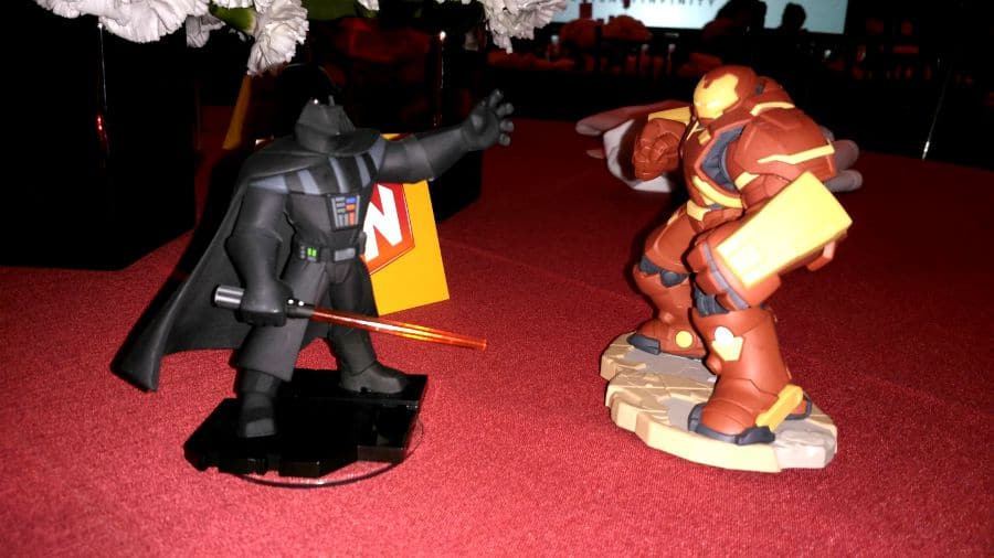 Darth Vader vs Iron Man Hulkbuster - Disney Infinity 3.0
