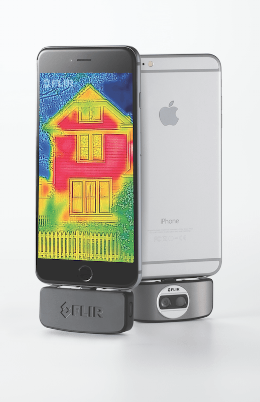 FLIRONE for iOS and Android