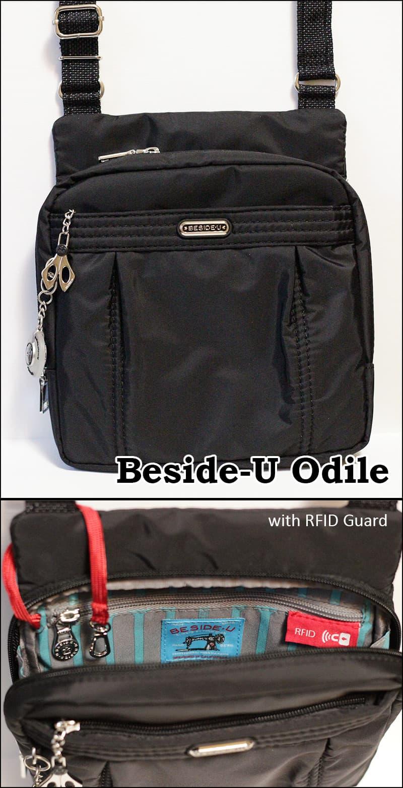 Beside-U Odile RFID Blocking Bag