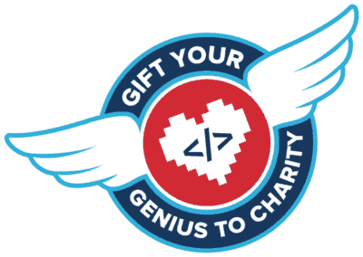 #GiftTheCode: Gift Your Genius to Charity
