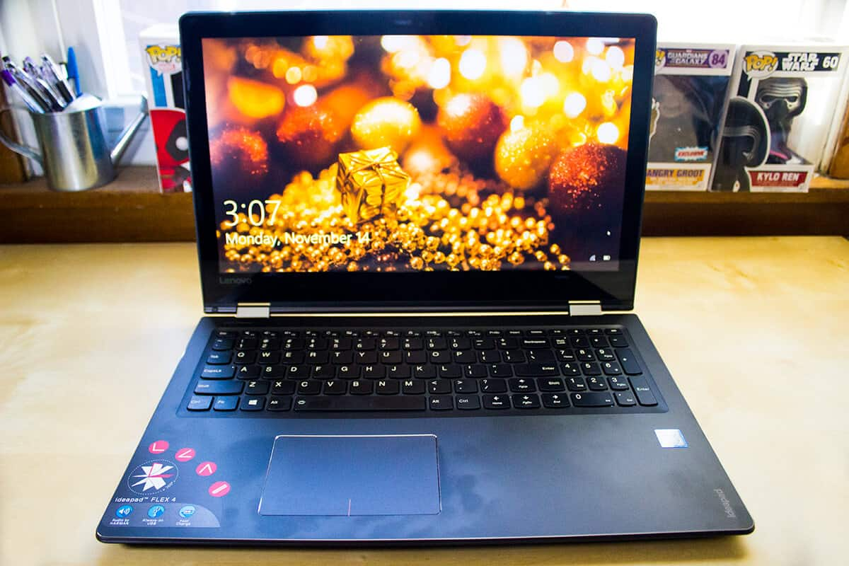 Lenovo ideapad FLEX 4 Intel Laptop
