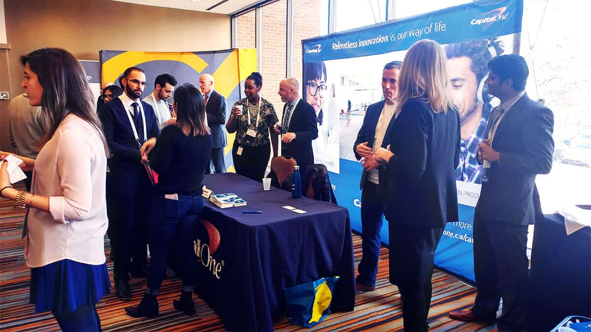 Enactus Capital One Regional Exposition