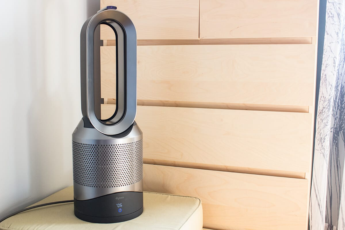 Dyson Pure Hot+Cool Link Air Purifier FRONT
