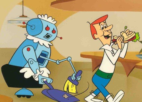 The Jetsons Rosie the Robot