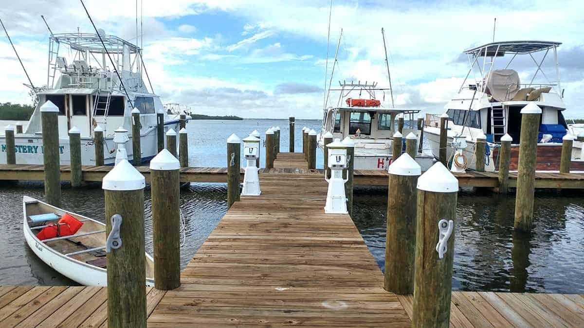 BGs Bayside Marina Melbourne Florida