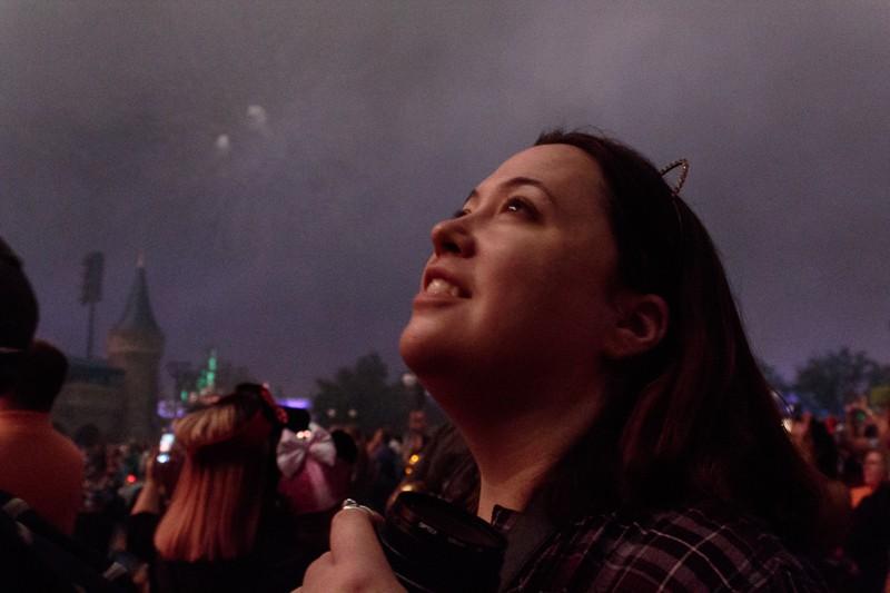 Disney Fireworks Mickey's Not So Scary Hallowe'en