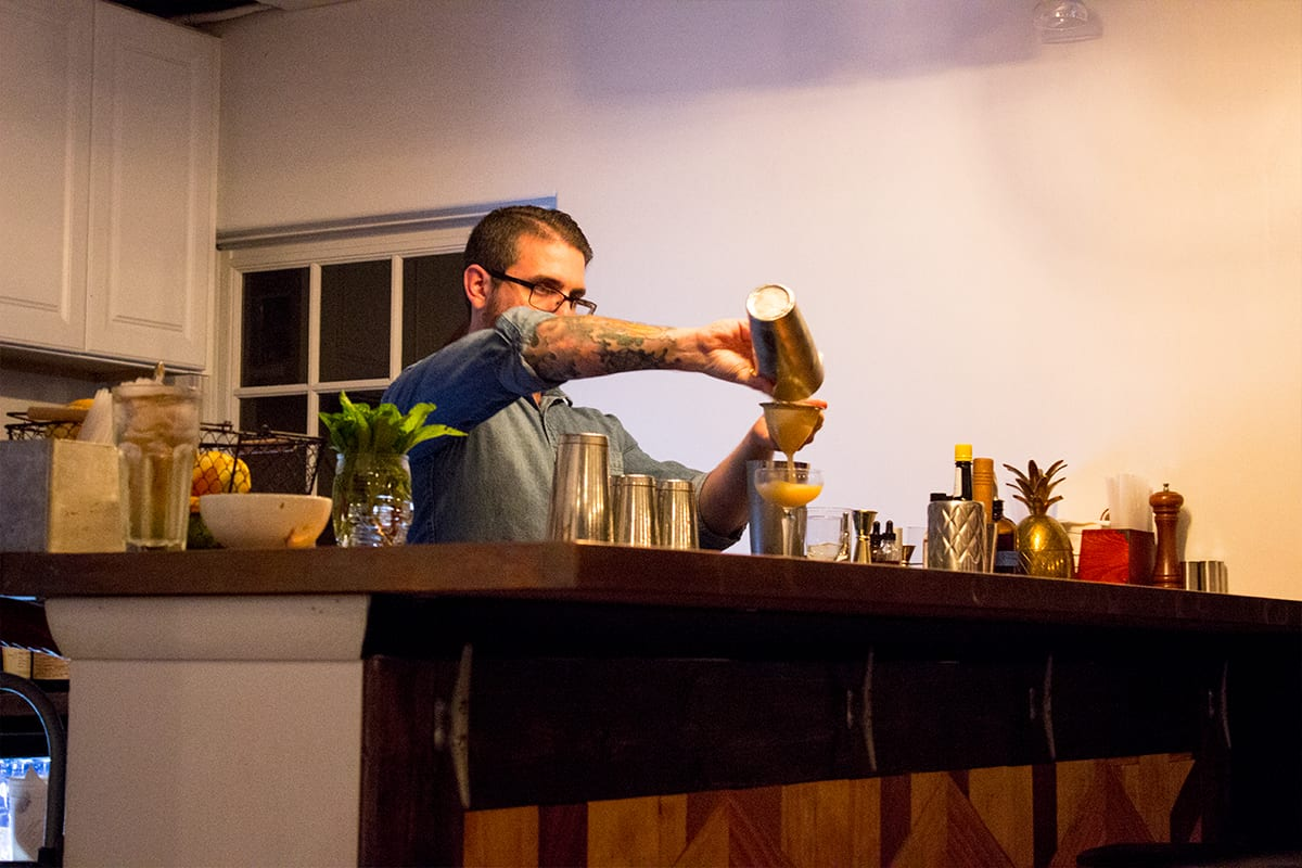 Catch 27, St Augustine, Florida's Cocktail Bar/Mixology
