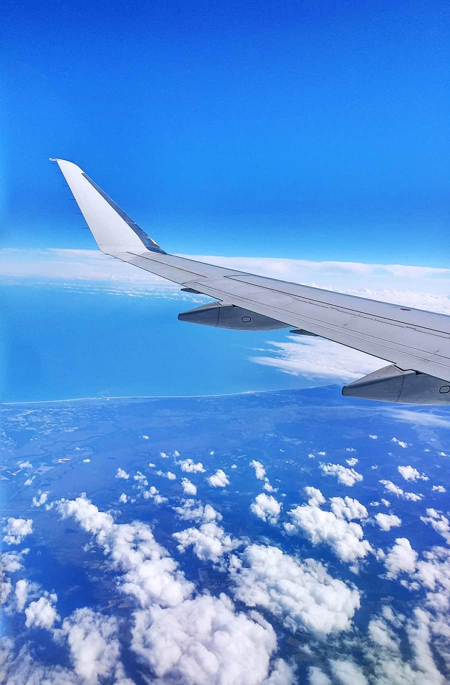 Flying into Jacksonville International Airport for Girlfriend Getaway Road Trip!