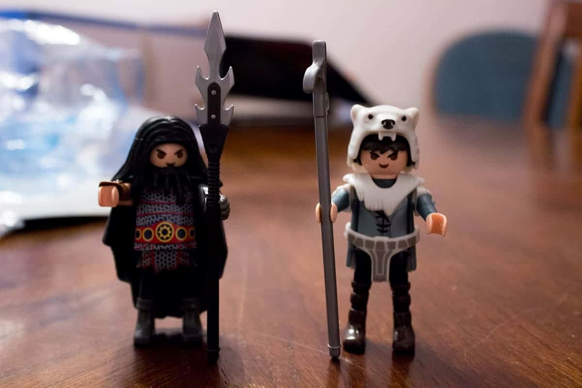 Playmobil How to Train Your Dragon Drago Character