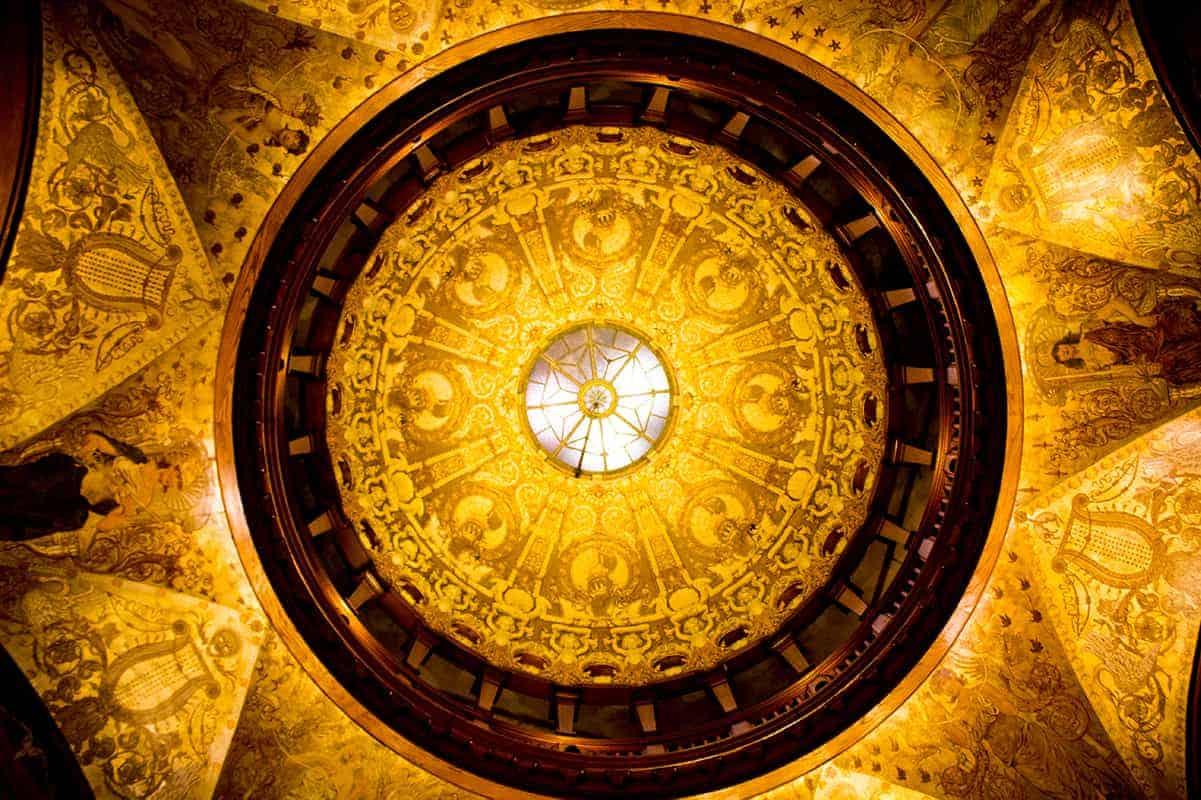 Ponce de Leon Rotunda - St Augustine Flagler College