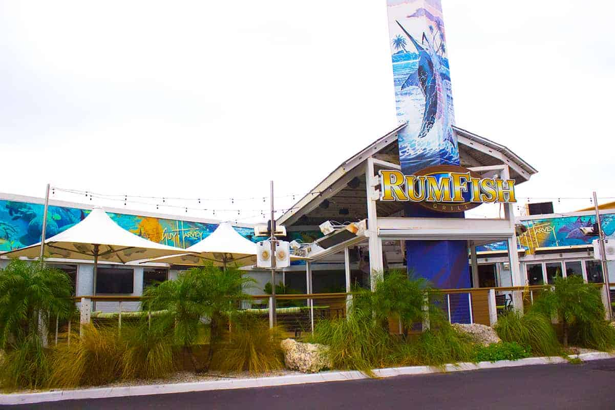 RumFish Restaurant St Petes Beach Florida