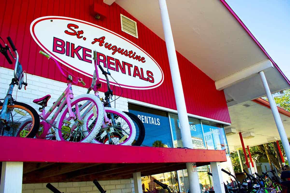 St Augustine Bike Rentals Segway Tour