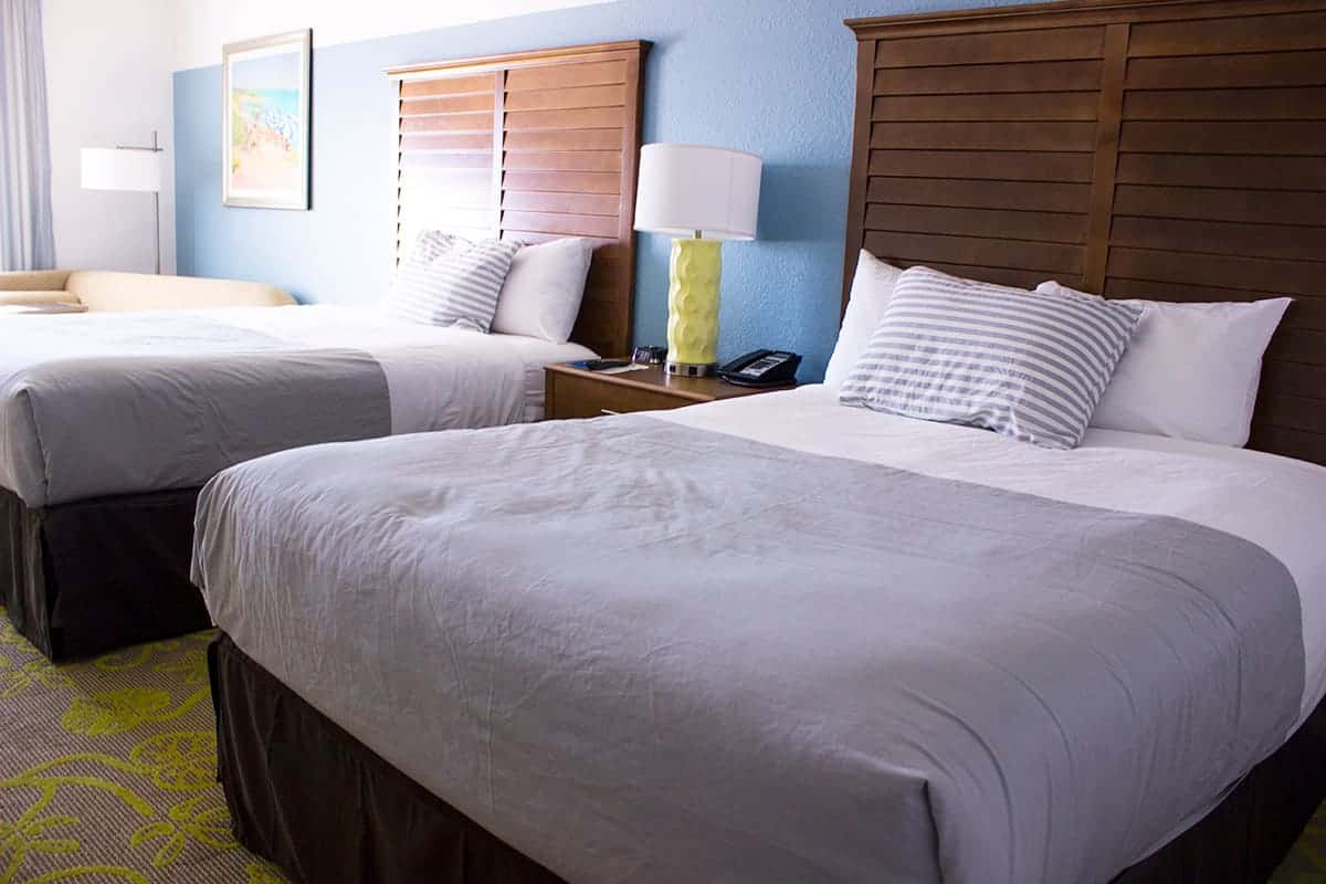 St Augustine TRYP Wyndham Hotel Queen Beds | Geek Life: Augmenting Reality