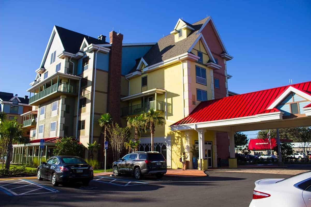 St Augustine TRYP Wyndham Hotel