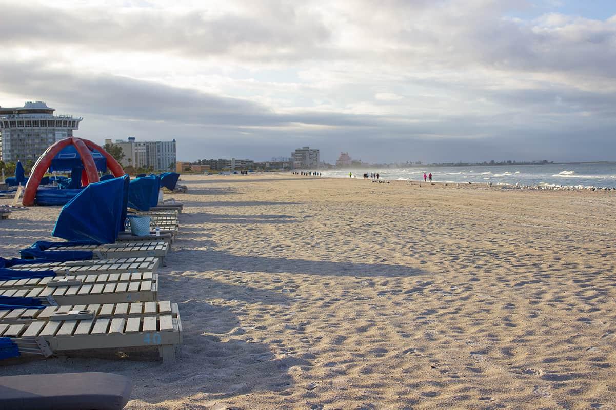 St Petes Beach Tradewinds Resort Cabanas Florida Girlfriend Getaway