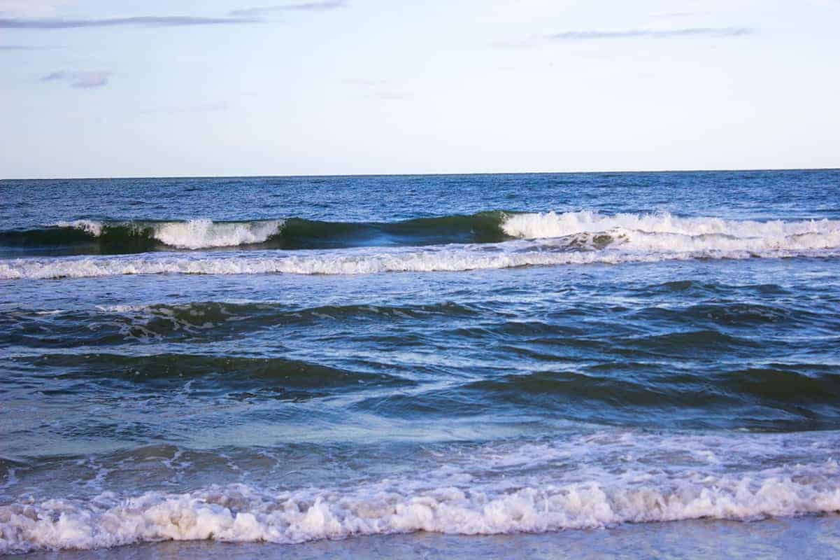 TradeWinds Resort Beach Waves St Petes Beach Florida