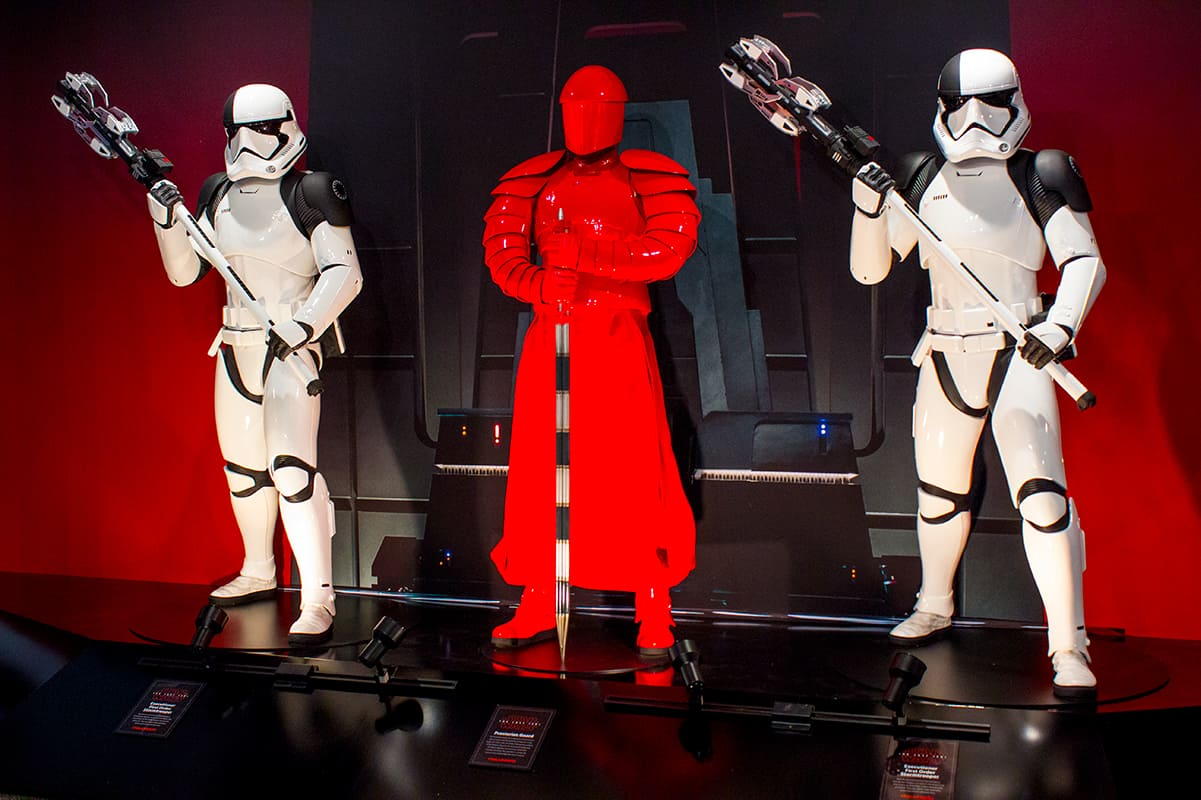 Executioner Stormtrooper Praetorian Guard Star Wars The Last Jedi Toronto