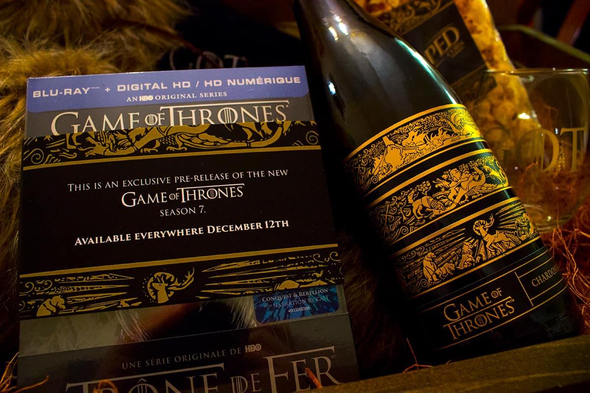 HBO Game of Thrones Season 7 Blu-Ray Digital Release December 12 2017
