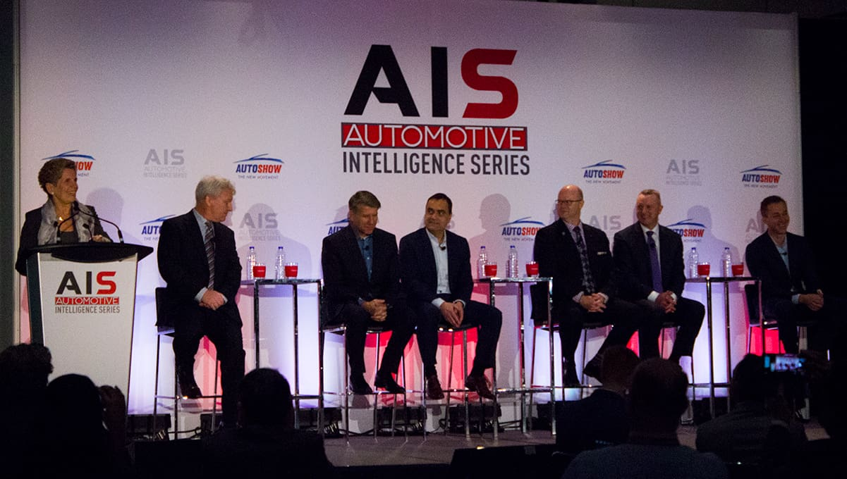 CIAS AIS Automotive Intelligence Kathleen Wynne 2018 Keynote