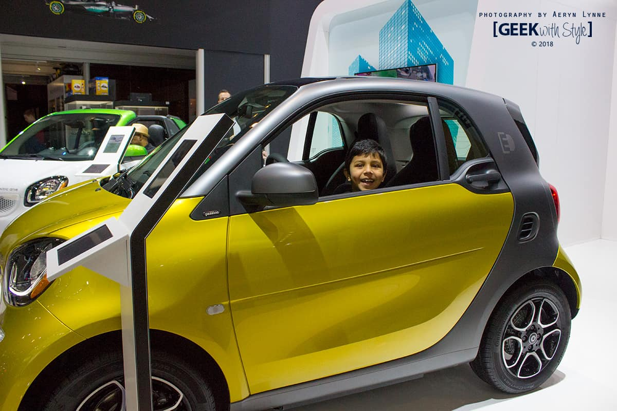 Canadian International Auto Show - Bring Your Kids