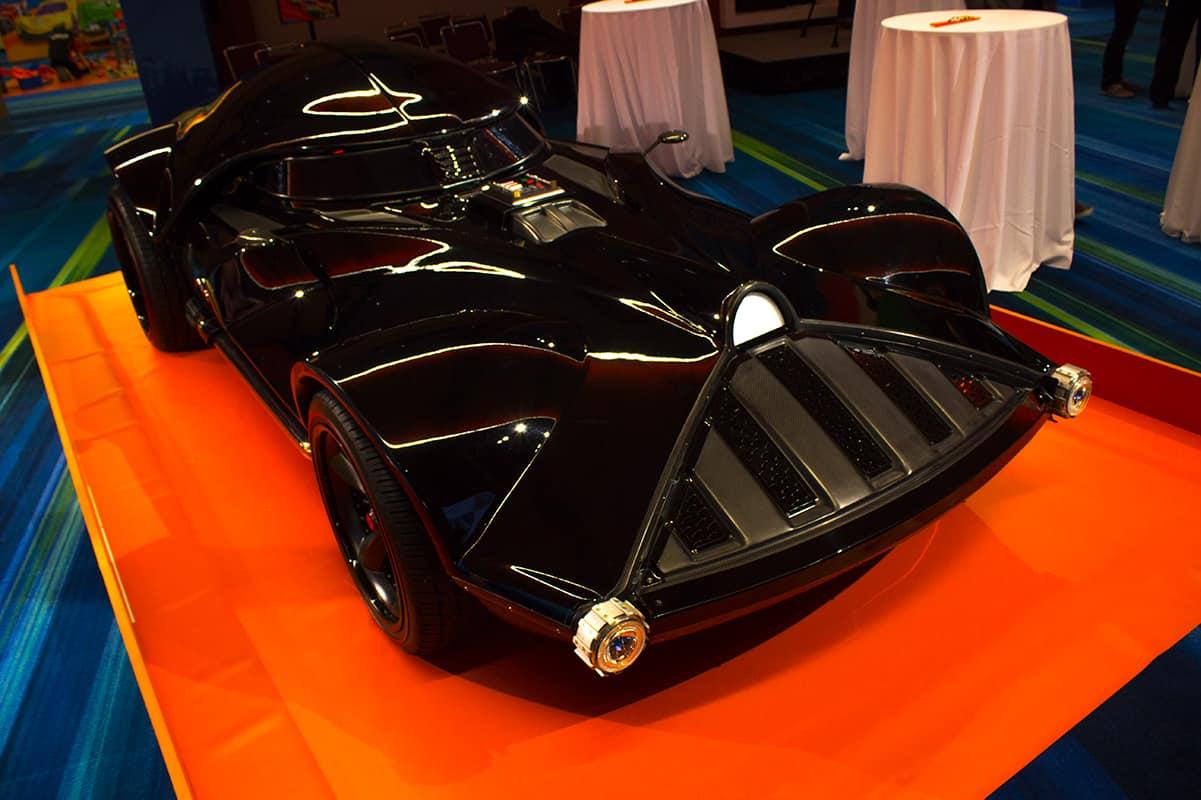 Darth Vader Hot Wheels 50 Anniversary CIAS 2018