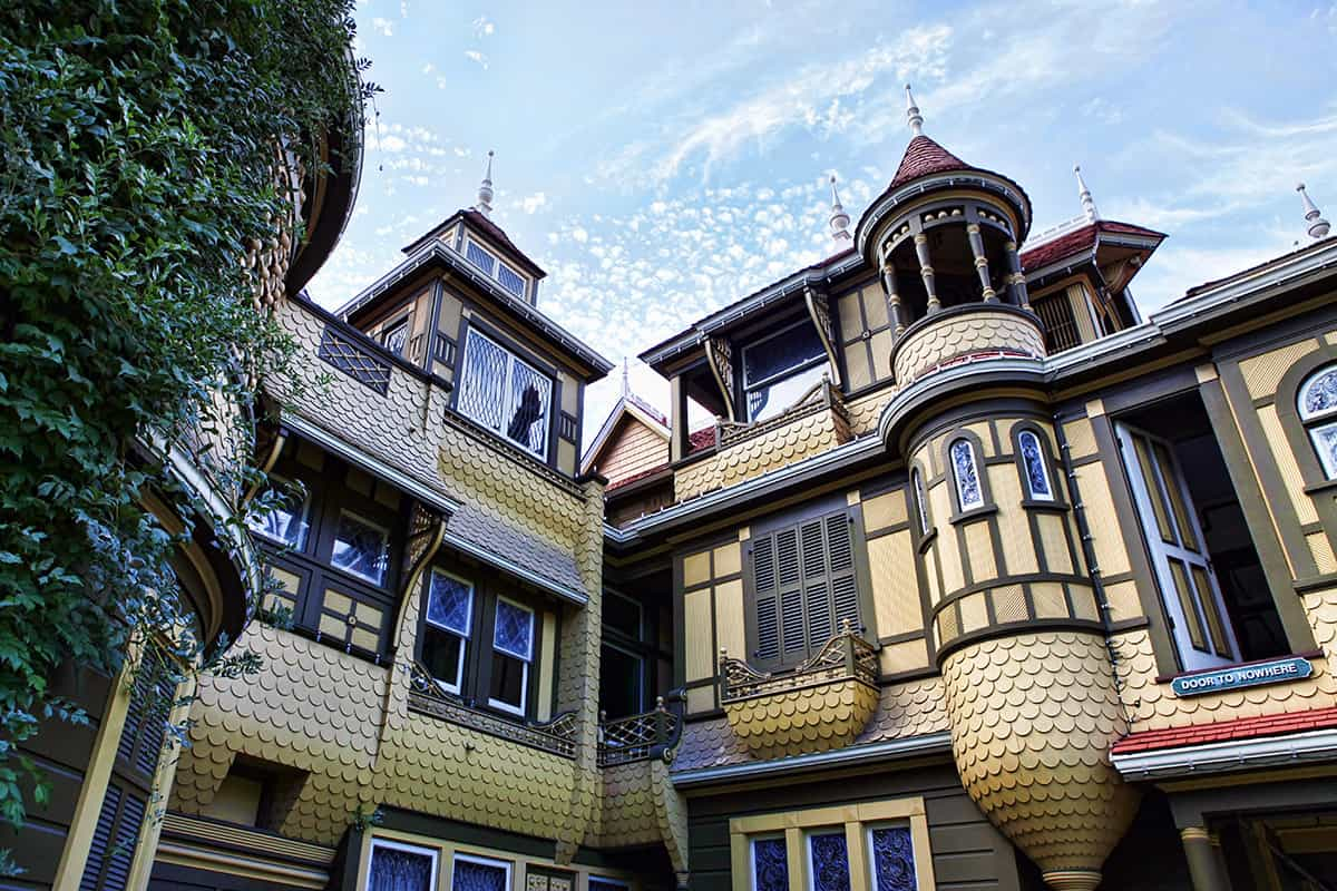 Geek Travel Winchester Mystery House