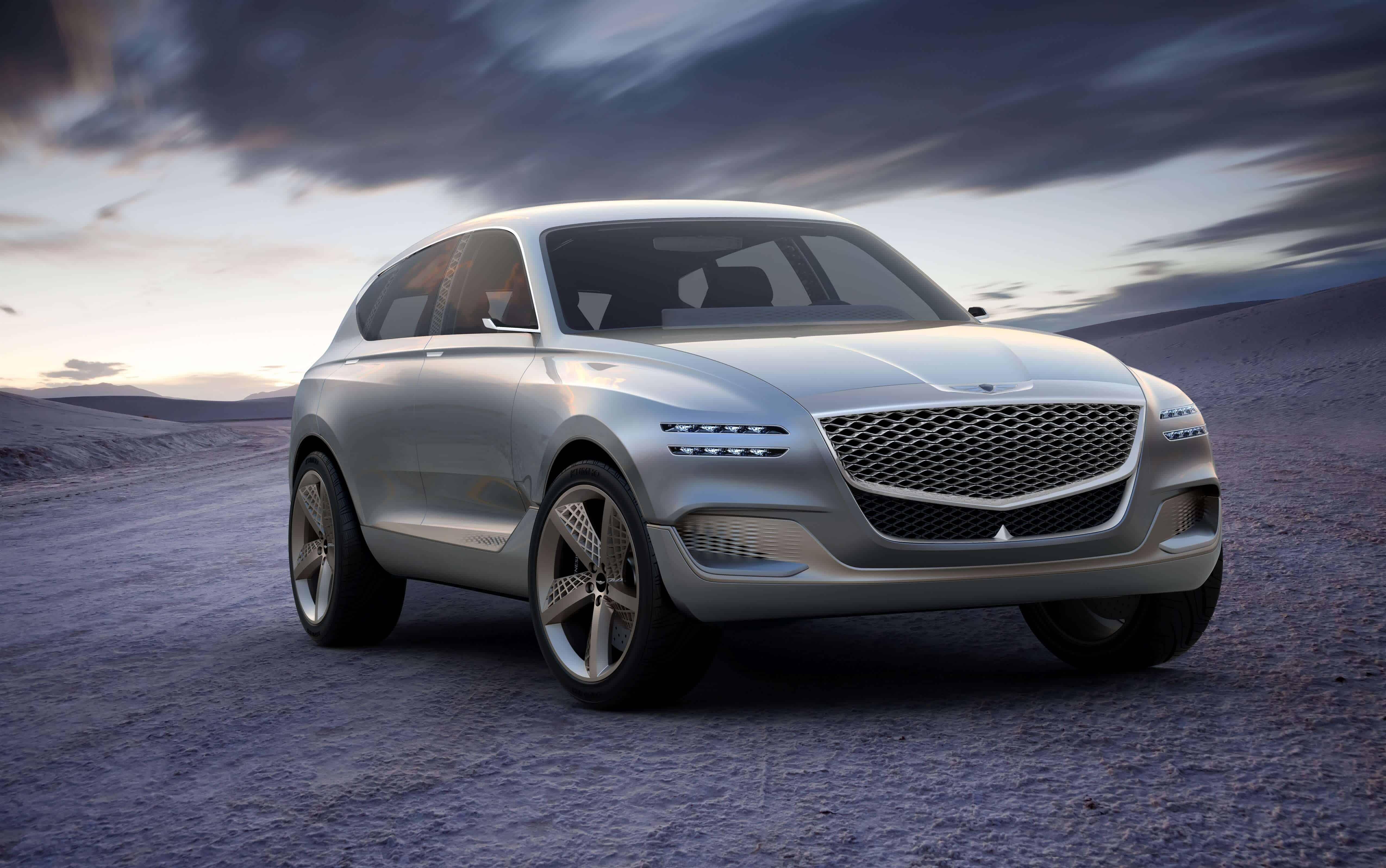 Genesis GV80 Concept Car Exterior