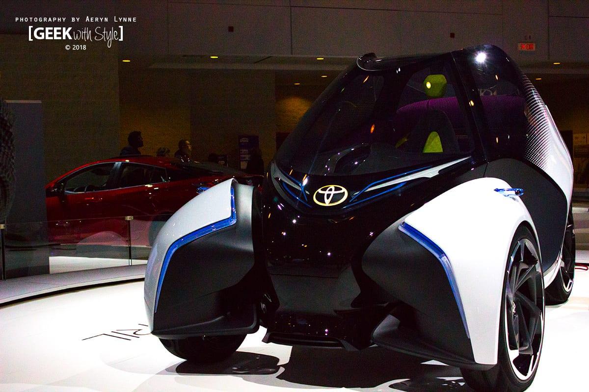 Toyota Concept Front CIAS 2018