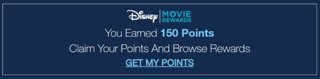 Star Wars The Last Jedi Disney Movie Rewards