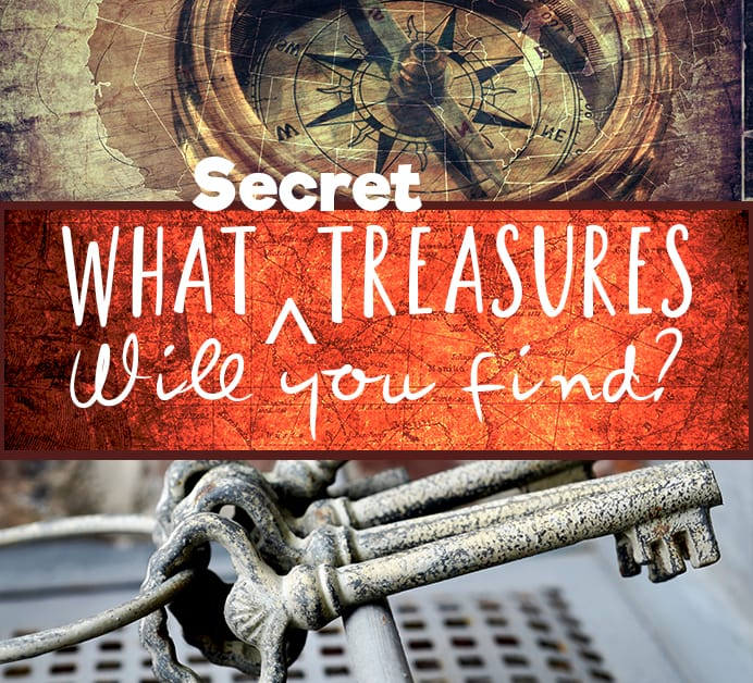 Treasure Hunting in North America, what will you find?